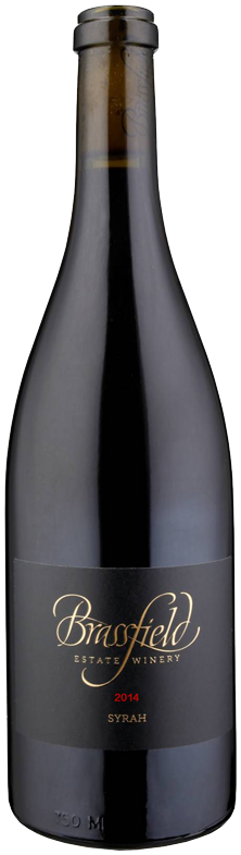 2014 Syrah, Perspective Vineyard