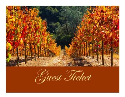 Harvest Brunch in the Vineyard-Guest