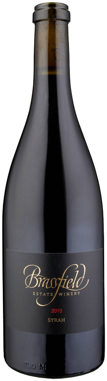 2013 Syrah, Perspective Vineyard