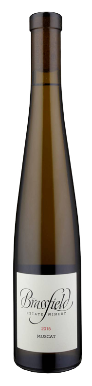 2015 Muscat, Volcano Ridge Vineyard