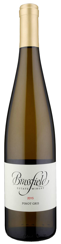 2015 Pinot Gris, High Serenity Ranch Vineyard
