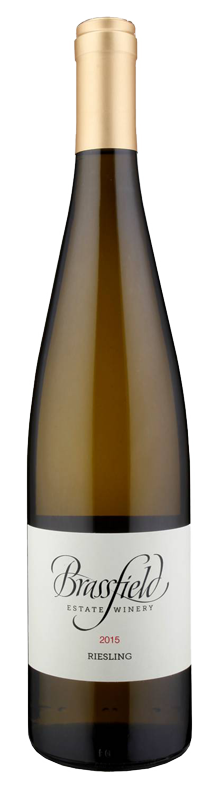 2015 Riesling, High Serenity Ranch Vineyard